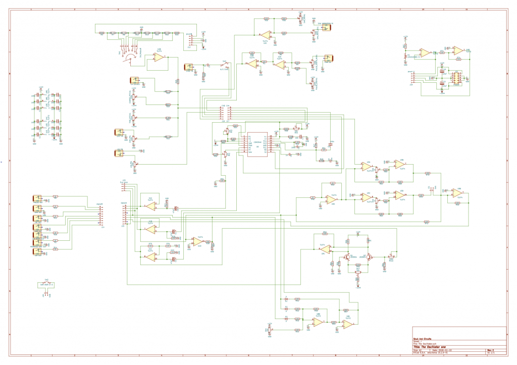 Diy Vco Schematic